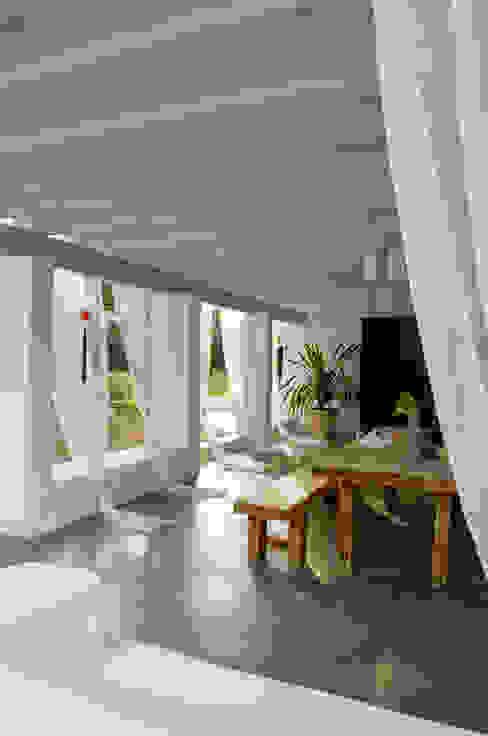 Casa Punta Rasa Balcones y terrazas de estilo mediterráneo de Deu i Deu Mediterráneo