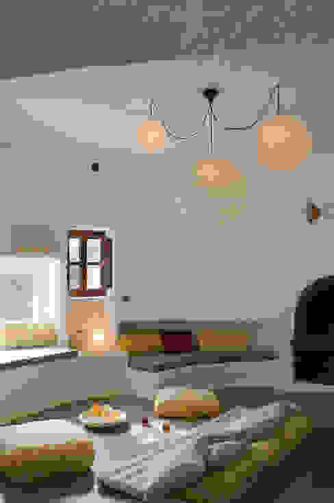Mediterrane woonkamers van Deu i Deu Mediterraan