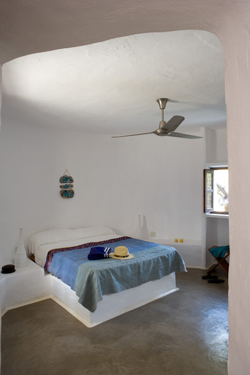 Mediterrane slaapkamers van Deu i Deu Mediterraan