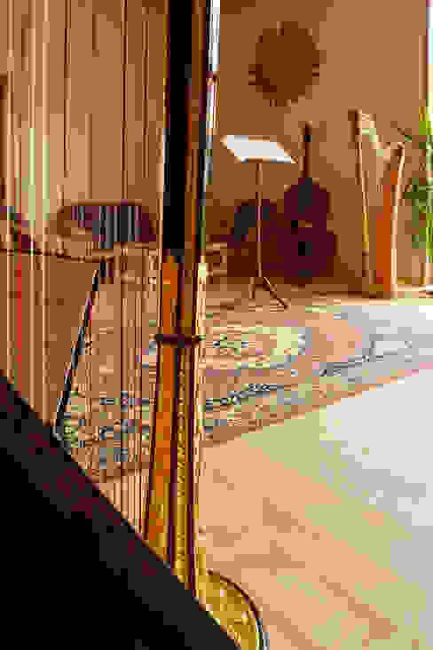 Projekty,  Domy zaprojektowane przez Thoma Holz GmbH, Eklektyczny