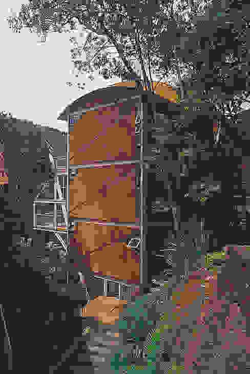 Casa Serrana por Joao Diniz Arquitetura Casas modernas por JOAO DINIZ ARQUITETURA Moderno