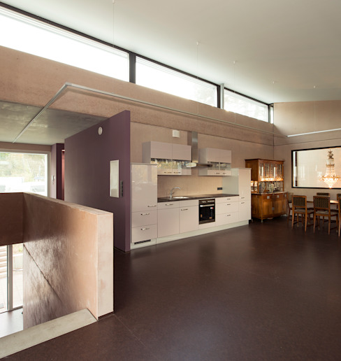 Kitchen by Abendroth Architekten, Modern