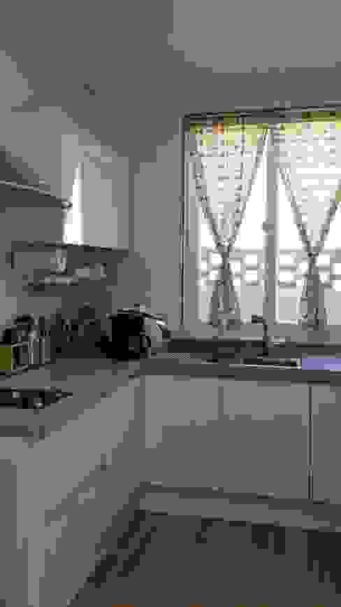 Кухня в стиле минимализм от 해밀건축사사무소 Минимализм