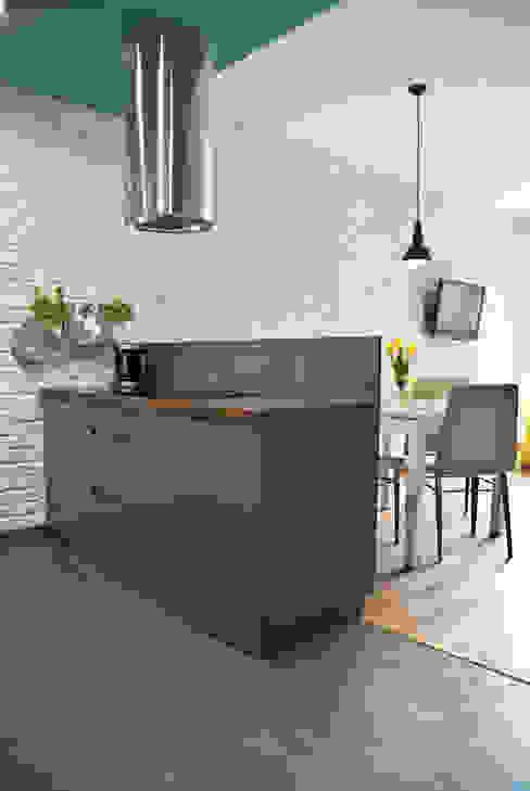 PWZ: styl , w kategorii Kuchnia zaprojektowany przez Och_Ach_Concept,Skandynawski