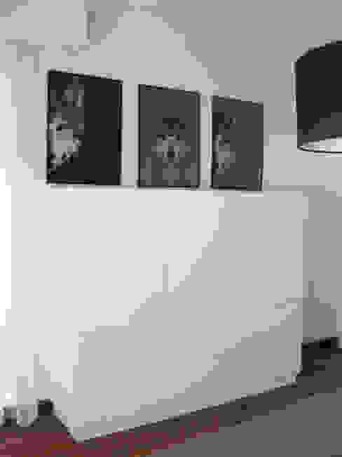 PWZ Skandynawska sypialnia od Och_Ach_Concept Skandynawski