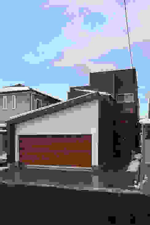 株式会社 アトリエ創一級建築士事務所 Modern houses