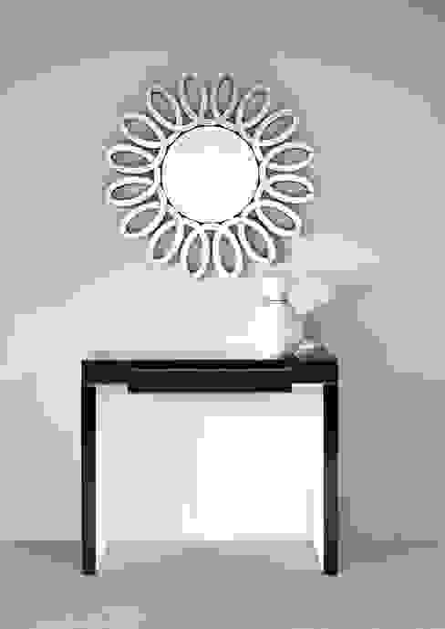 INFINITY - AMICO BLACK: modern  door Deknudt Mirrors, Modern