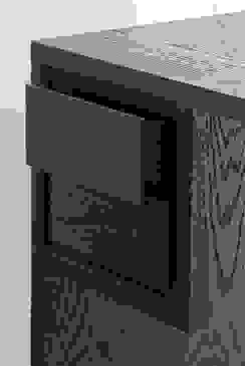 Meuble bureau par Atelier TO-AU Moderne