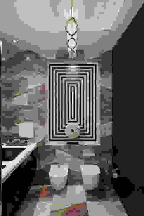 Лион: Ванные комнаты в . Автор – Level, Классический