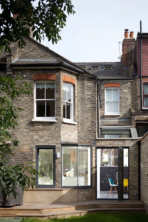 Homerton Modern garden by Scenario Architecture Modern
