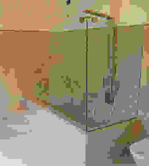 bagno ospiti Stefano Chiocchini architetto & designer Bagno in stile mediterraneo