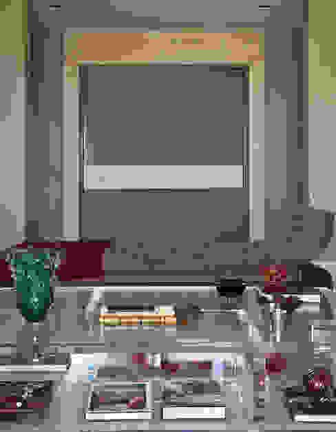 Living Salas de estar modernas por Marilia Veiga Interiores Moderno