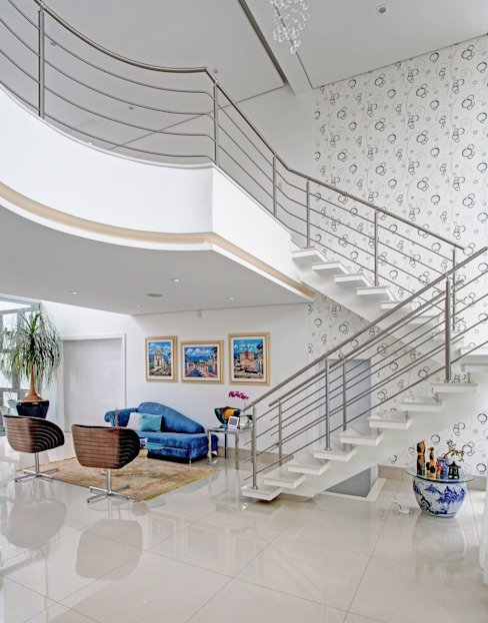 Modern living room by Le Araujo Arquitetura Modern