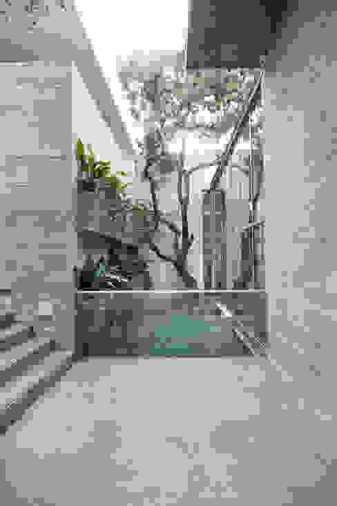 Jardines de estilo moderno de homify Moderno