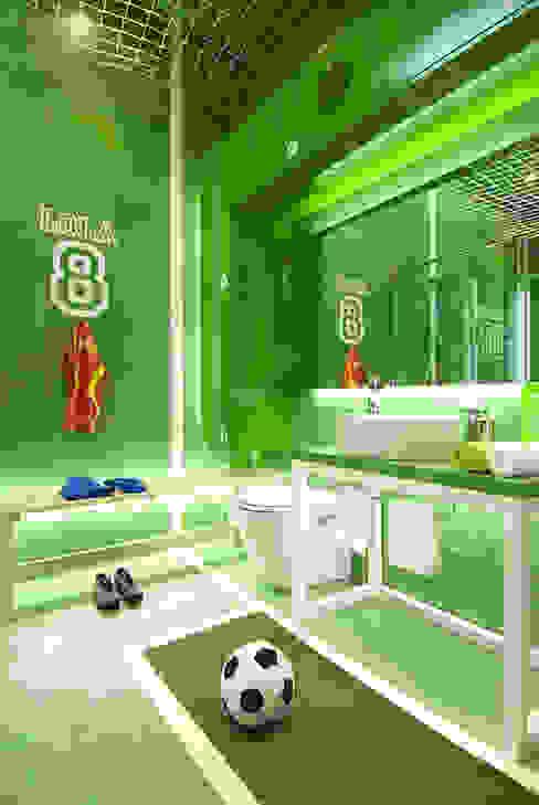 Egue y Setaが手掛けた浴室, モダン