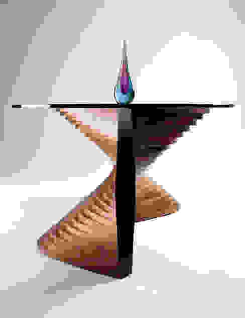 Sidewinder Coffee Table: modern  by David Tragen, Modern