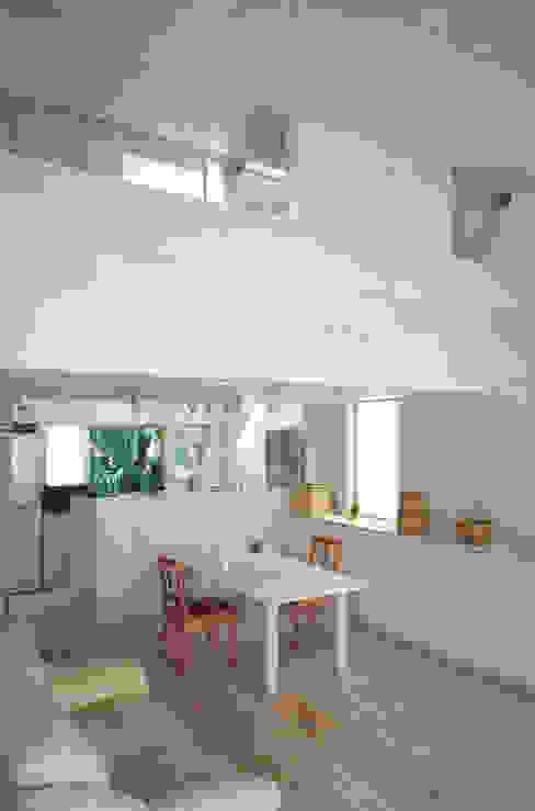 M4建築設計室 Minimalist dining room