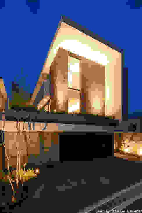 Casas modernas de エスプレックス ESPREX Moderno
