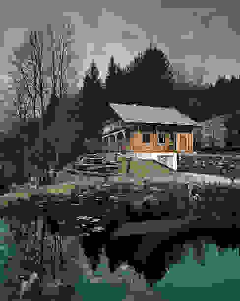 Casas rurales de Thoma Holz GmbH Rural
