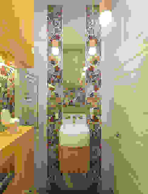 Сан.узел 2 Ванная комната в стиле минимализм от PlatFORM Минимализм