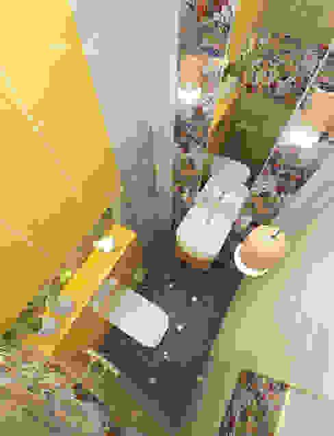 Latina Ceramica Ванная комната в стиле минимализм от PlatFORM Минимализм