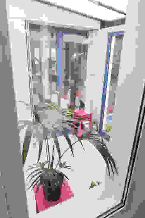Projekty,  Ogród zimowy zaprojektowane przez Lise Compain,
