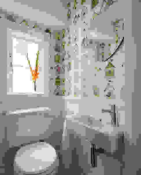 Reflected Glory - Holland Park Renovation Modern bathroom by Tyler Mandic Ltd Modern