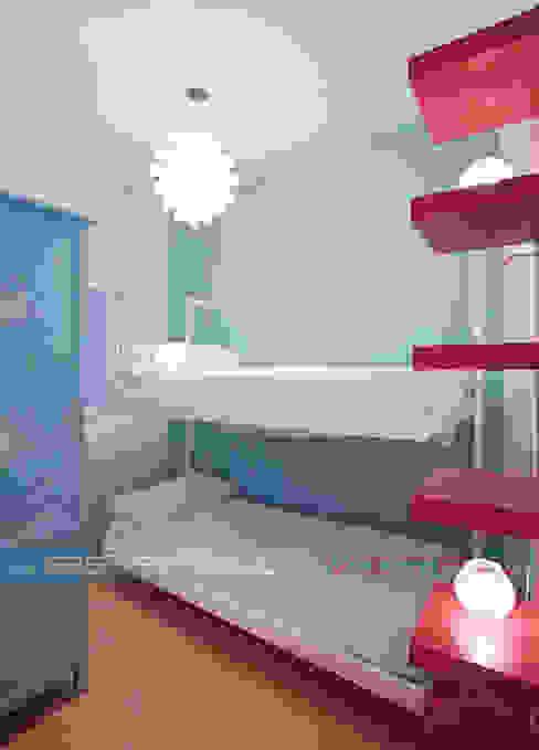 Dormitorios infantiles modernos de Javier Zamorano Cruz Moderno