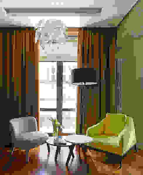 DEEP HOUSE: Гостиная в . Автор – Max Kasymov Interior/Design, Модерн