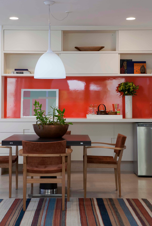 Salas de jantar modernas por Deborah Roig Moderno