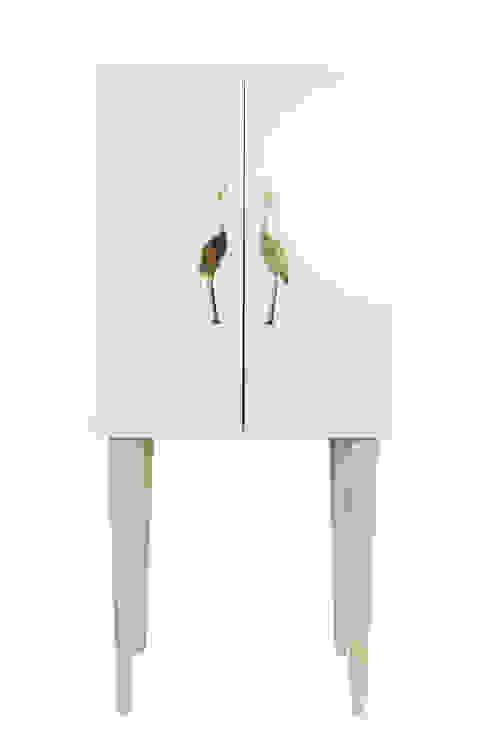 Colección Casa Decor 2013_ Mueble bar de moreandmore design Ecléctico