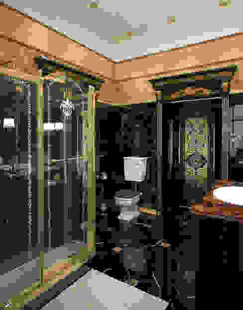ванная Ванная в классическом стиле от дизайн студия Mucci Классический