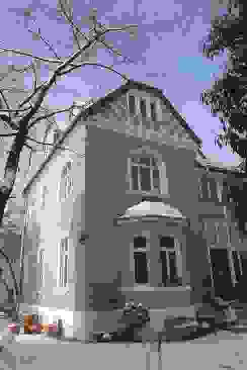 Frontansicht Fassade Klassische Häuser von Neugebauer Architekten BDA Klassisch