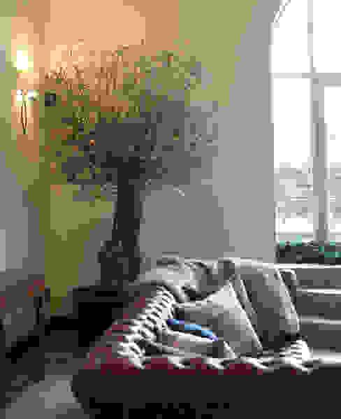 Ruang Keluarga oleh Vanessa Rhodes Interiors
