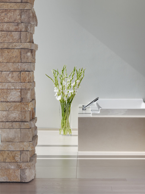 Bad - Detail Minimalistische Badezimmer von Skandella Architektur Innenarchitektur Minimalistisch