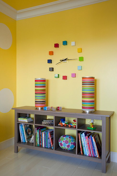 Nursery/kid's room by homify, Eclectic