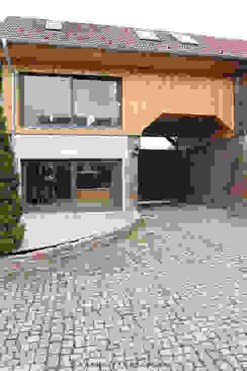 Historisches Torhaus im Odenwald Moderne Häuser von Karl Kaffenberger Architektur | Einrichtung Modern