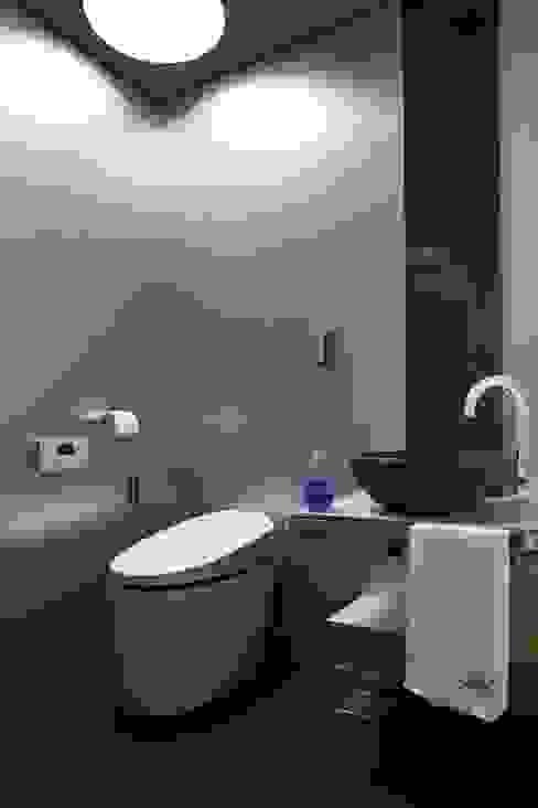 욕실(2): ARCHITECT GROUP CAAN의  욕실,모던