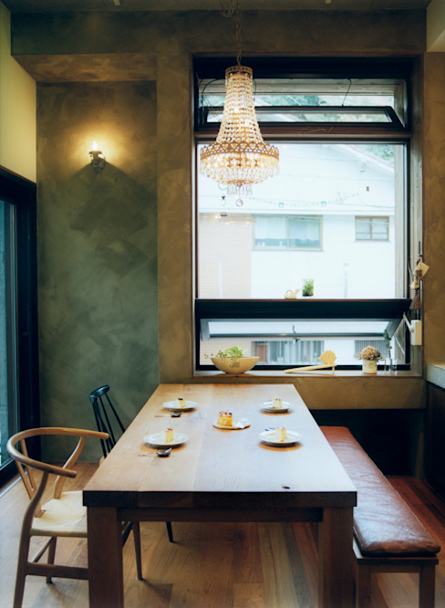 Modern dining room by gimbalworks Modern