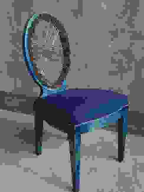 Gomitolo - sedia Arpa di Novo Italia srl Eclettico