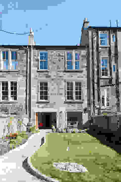 Hillhead Refurbishment 01 Modern houses by George Buchanan Architects Modern