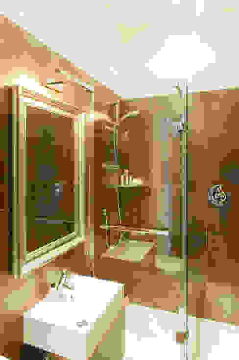 Hillhead Refurbishment 06 AFTER Modern bathroom by George Buchanan Architects Modern