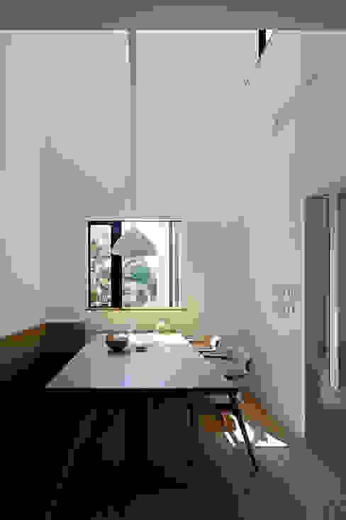 House - KT モダンデザインの ダイニング の 佐々木達郎建築設計事務所 モダン