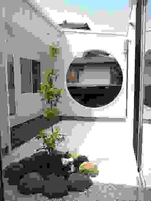 大島功市建築研究所 一級建築士事務所 Modern garden