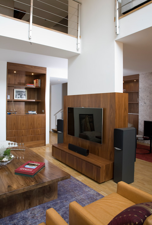 Moderne Wohnzimmer von Escapefromsofa Modern