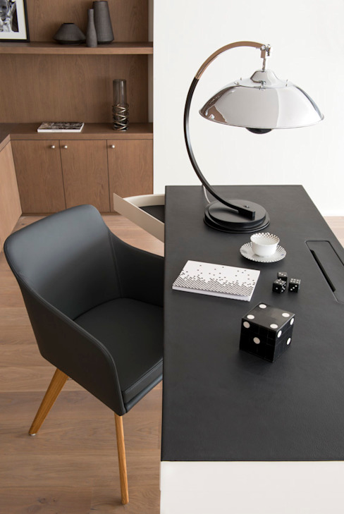 Sagan Project- Studio Putman - Paris - 2013 모던스타일 서재 / 사무실 by Studio Putman 모던