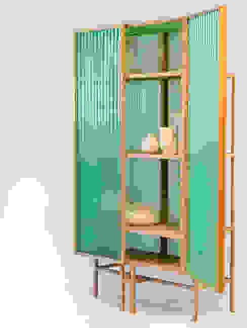 Sine cabinet.      : modern  door Dik Scheepers, Modern