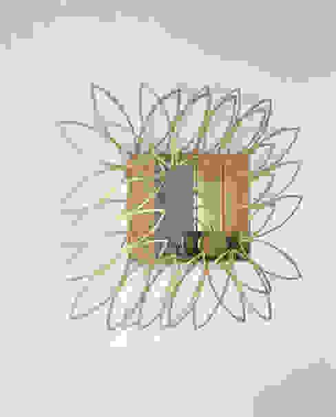 햇살담은 거울 Salvia Garden 아트워크조각품