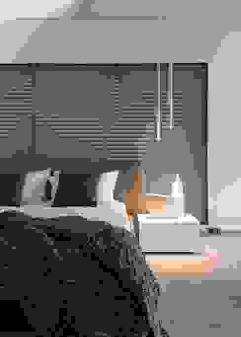 House Sar Modern style bedroom by Nico Van Der Meulen Architects Modern