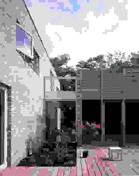 villa Bergen II Moderne huizen van paul seuntjens architectuur en interieur Modern